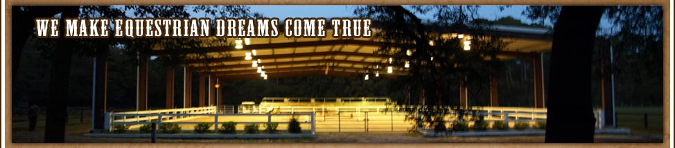 We Make Equestrian Dreams Come True
